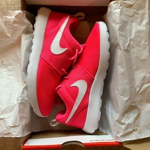 Youth size 3 Nike shoes